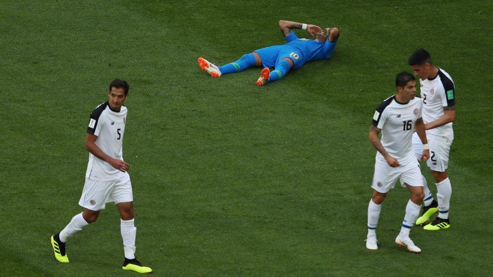 Brasiliens Last-Minute-Sieg gegen Costa Rica: Neymar stiehlt allen die Show