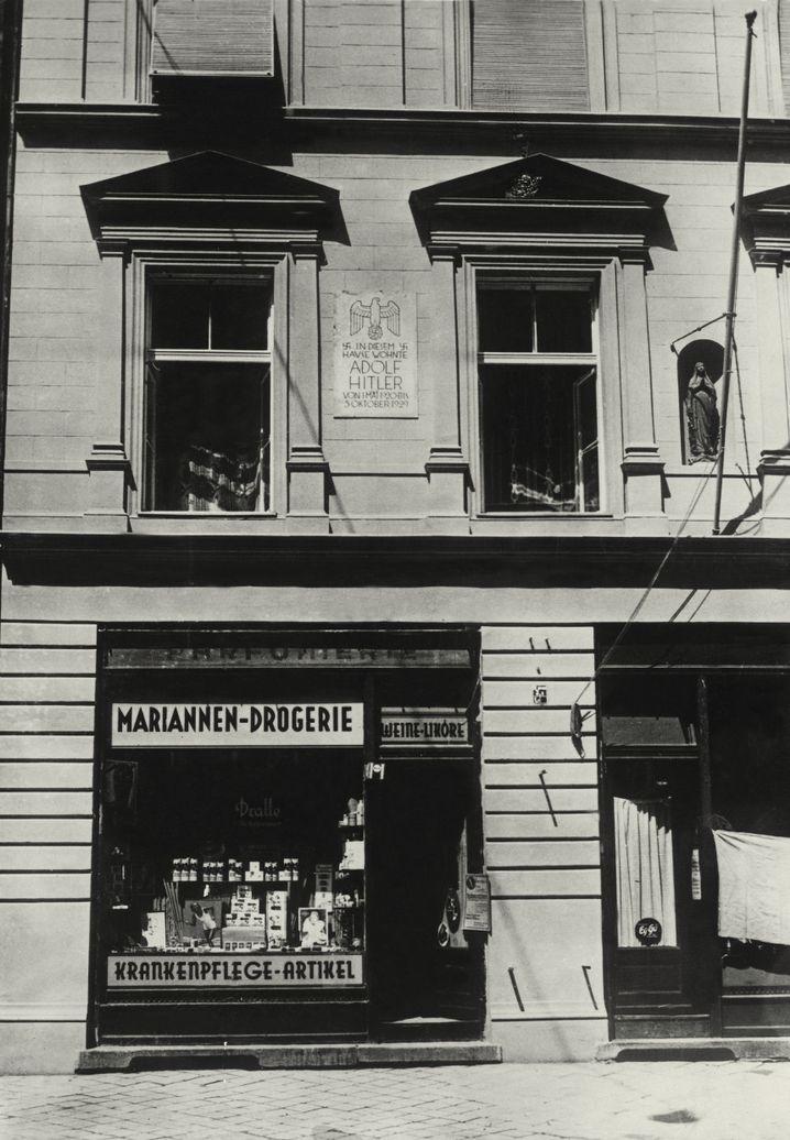 Ehemaliger Wohnsitz in München um 1935: Familiärer Umgang