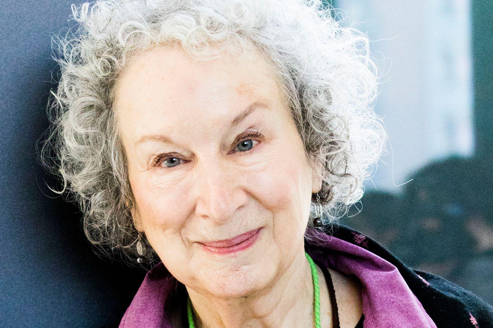 EINMALIGE VERWENDUNG Margaret Atwood