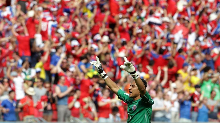 """Jubelnde Costa-Rica-Fans: """"Das ist historisch"""""""