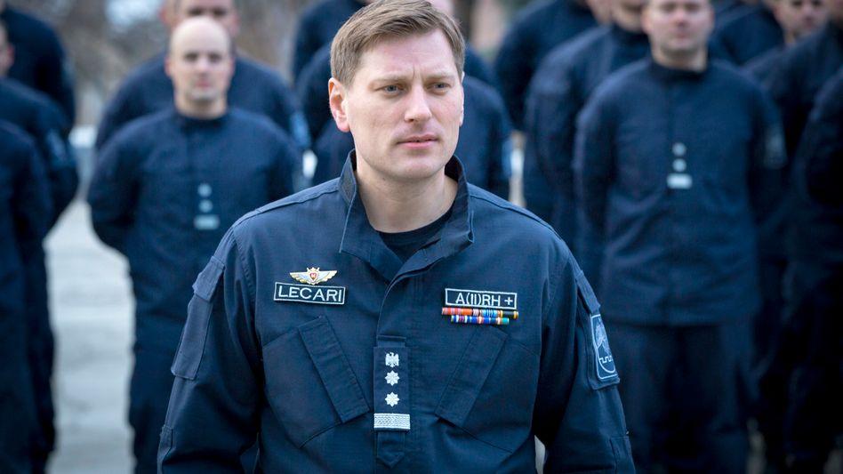 Moldau-Vertreter Lecari