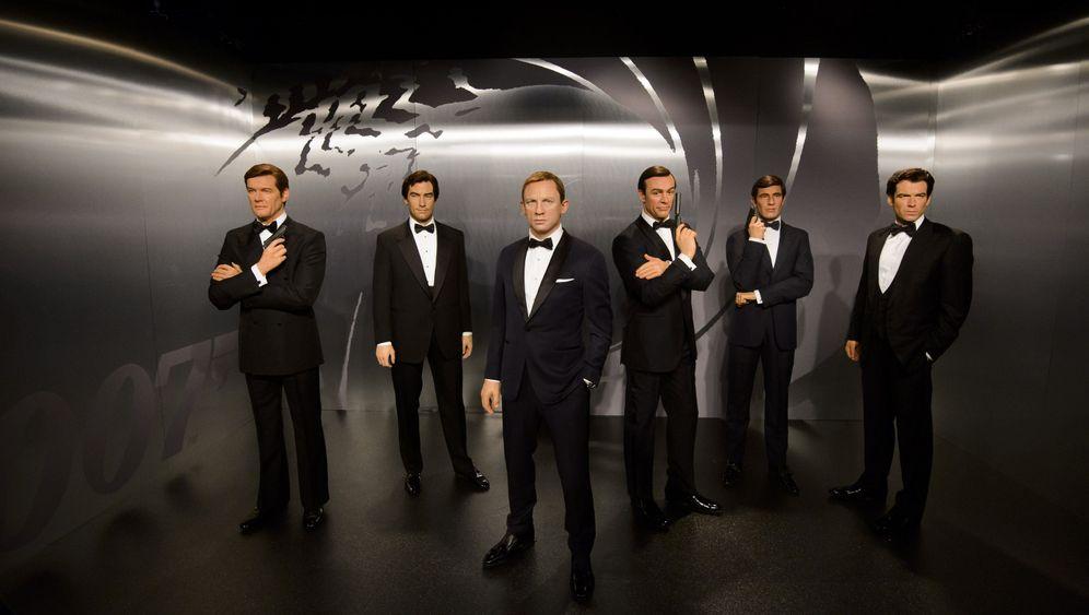 James Bond: Geheimagenten aus Wachs