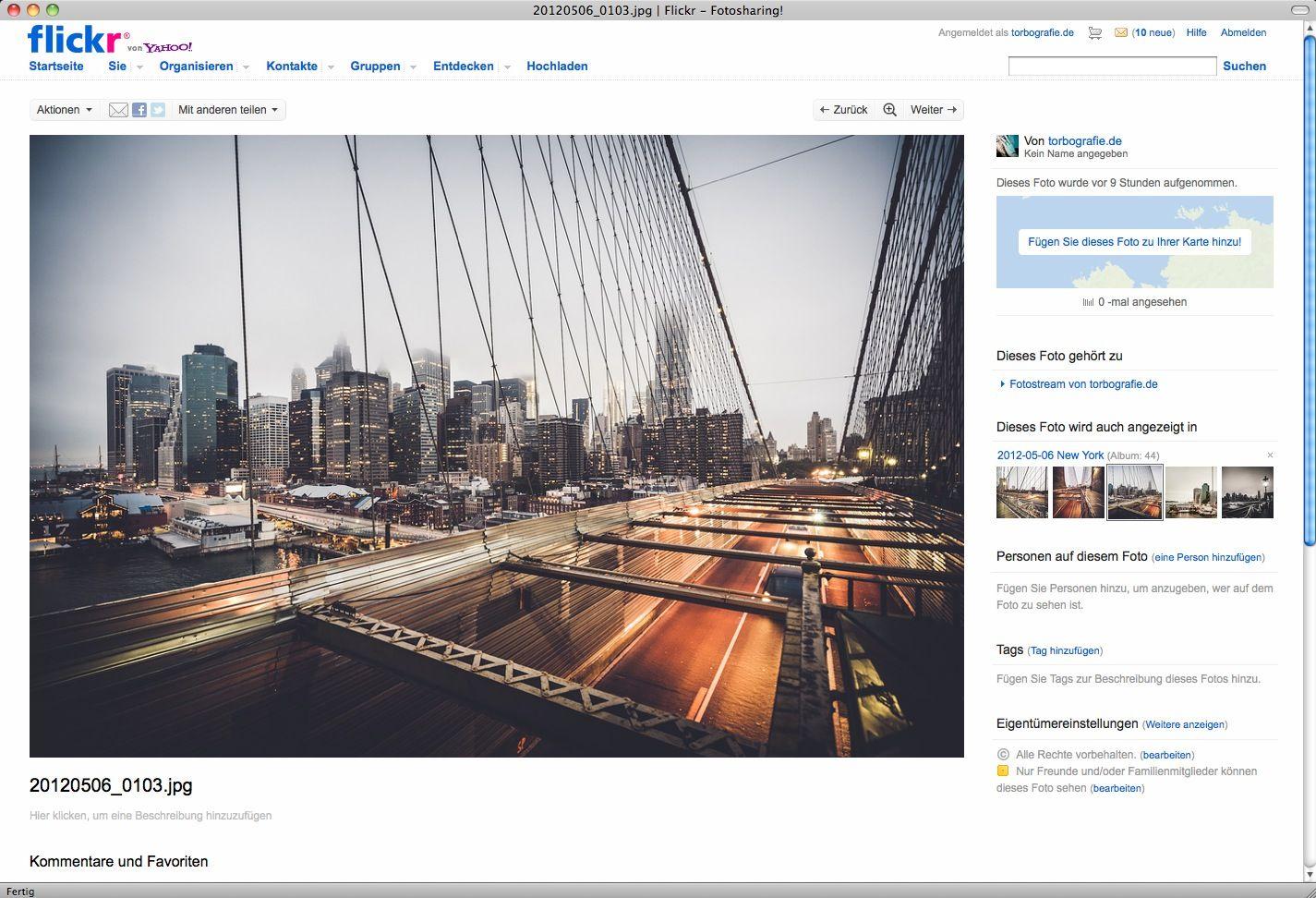 Symbolbild Flickr