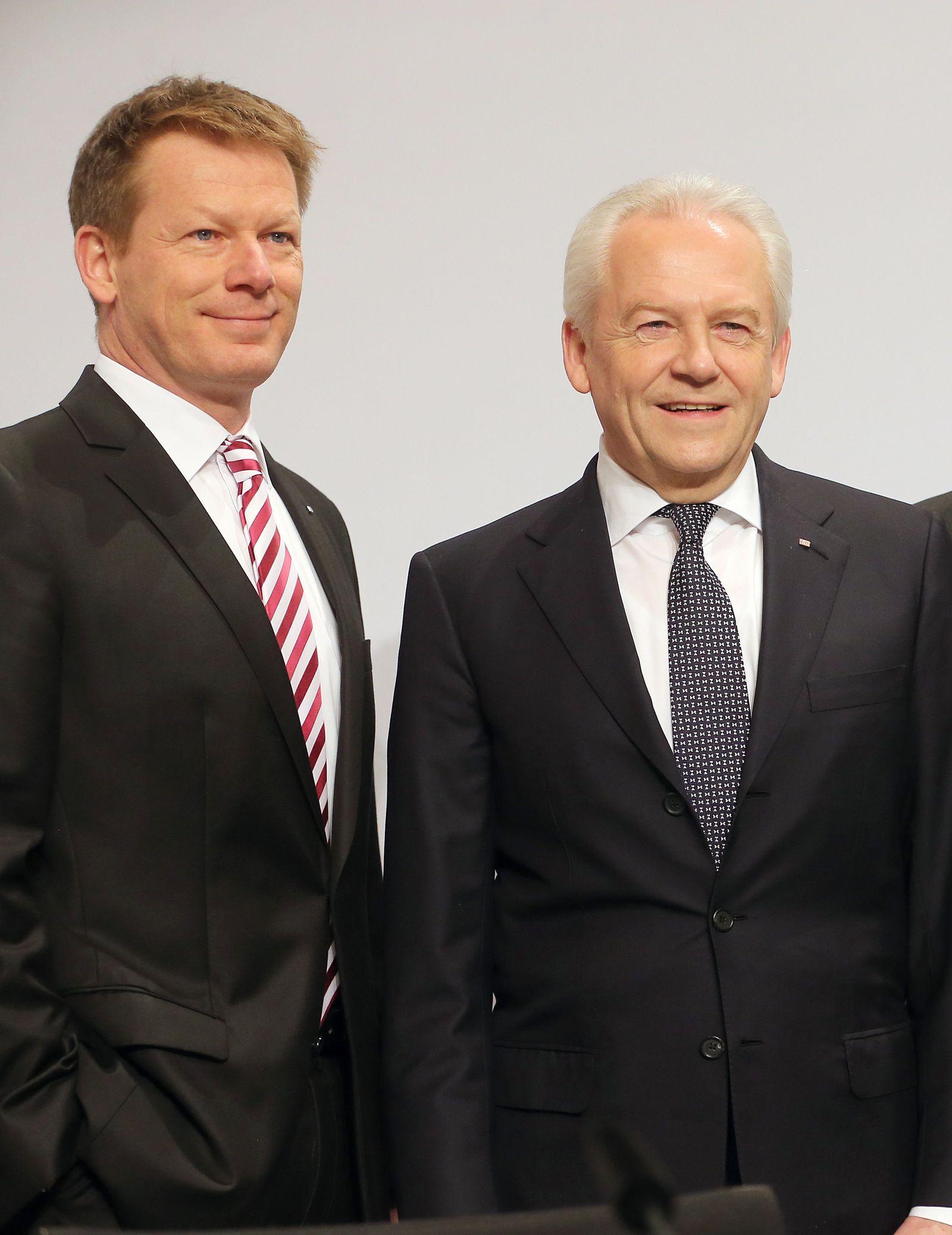 Richard Lutz / Rüdiger Grube