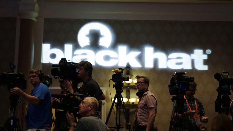 IT-Konferenz Black Hat (Archivbild): Anwälte untersagen Vortrag