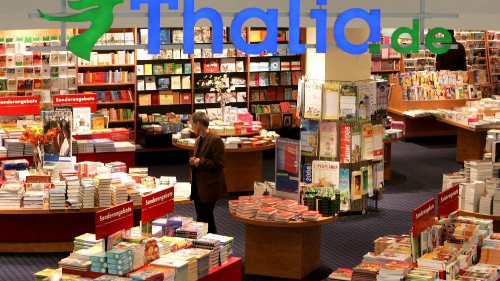 Buchmarkt: Schikanen, wie sie im Buche stehen