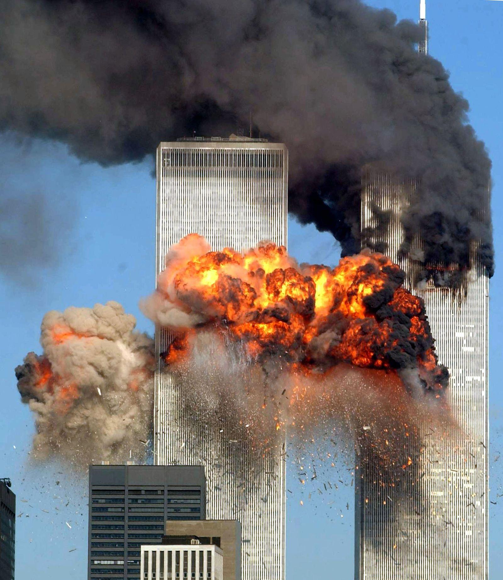 Yassin/ Jahrzehnt/ 9/11