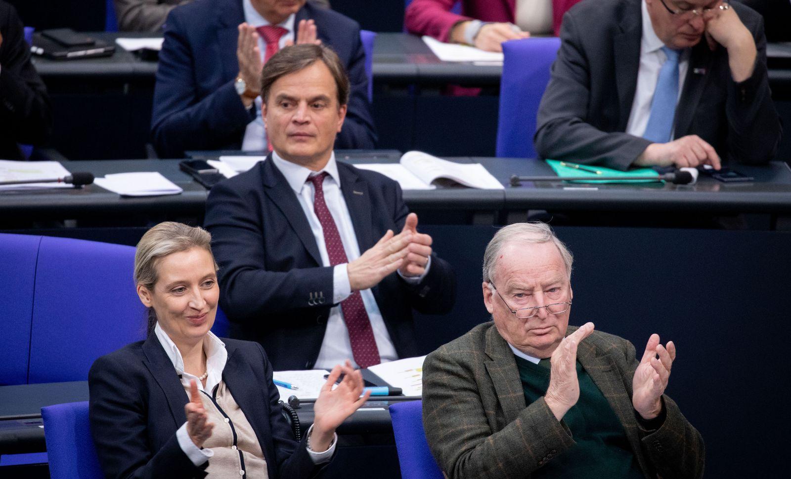 Afd / Bundestag