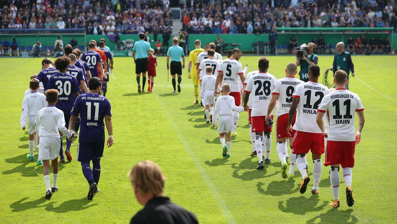 Dfb Pokal Osnabrück Hsv