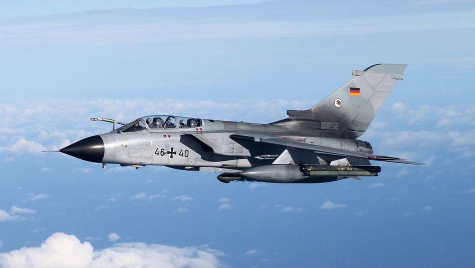 """Tornado der Luftwaffe: """"Aufklärung kann man nie genug haben"""""""
