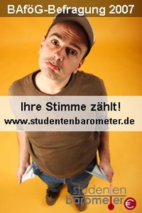 Abgestimmt: Knapp 8000 Studenten bewerteten ihr Bafög-Amt.