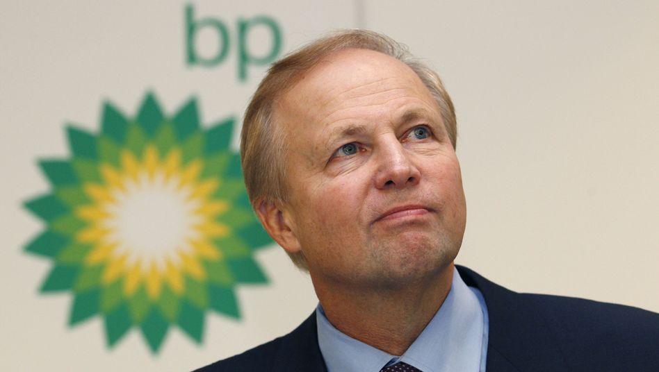 BP-Chef Dudley: Neue Bohrungen geplant?