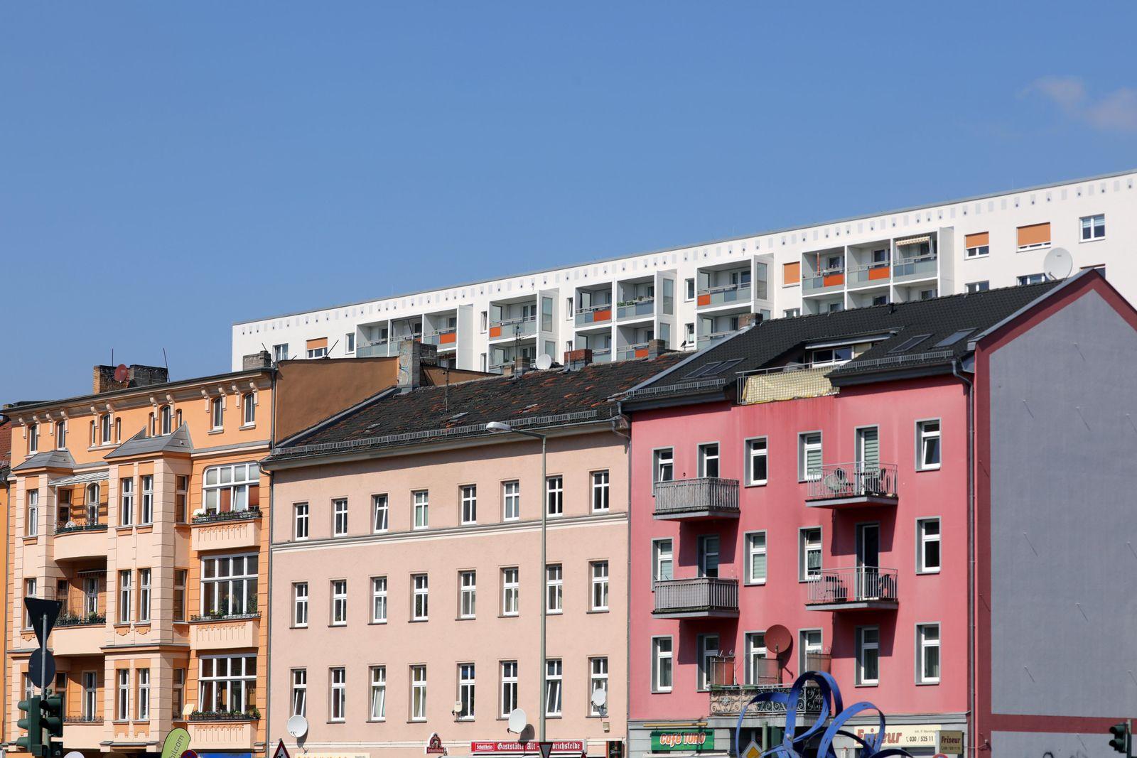 Wohnungen in Alt-Friedrichsfelde