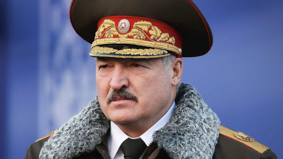 Autokrat Lukaschenko: Er will die Angst nach Europa schicken
