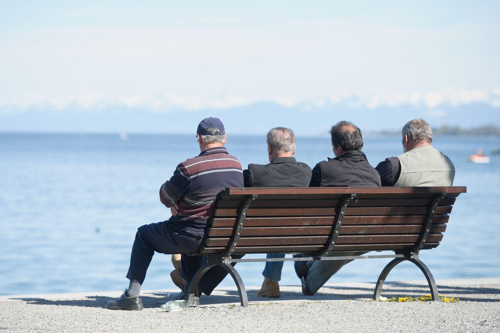 Symbolbild Senioren / Rente