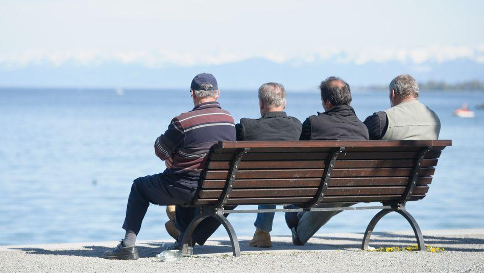 Wer als Rentner gut leben muss, muss vorsorgen