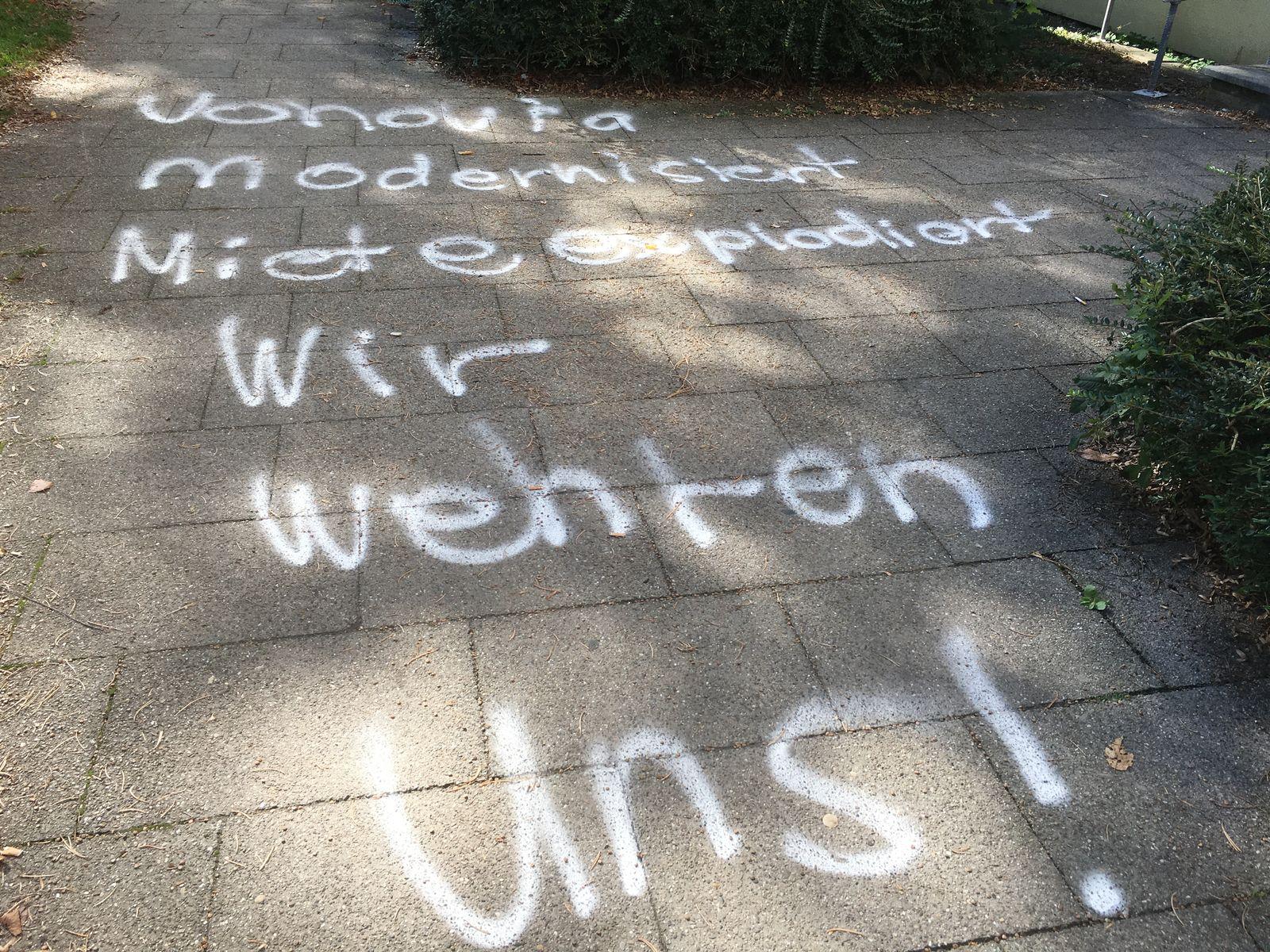 EINMALIGE VERWENDUNG Vonovia / Konstanz
