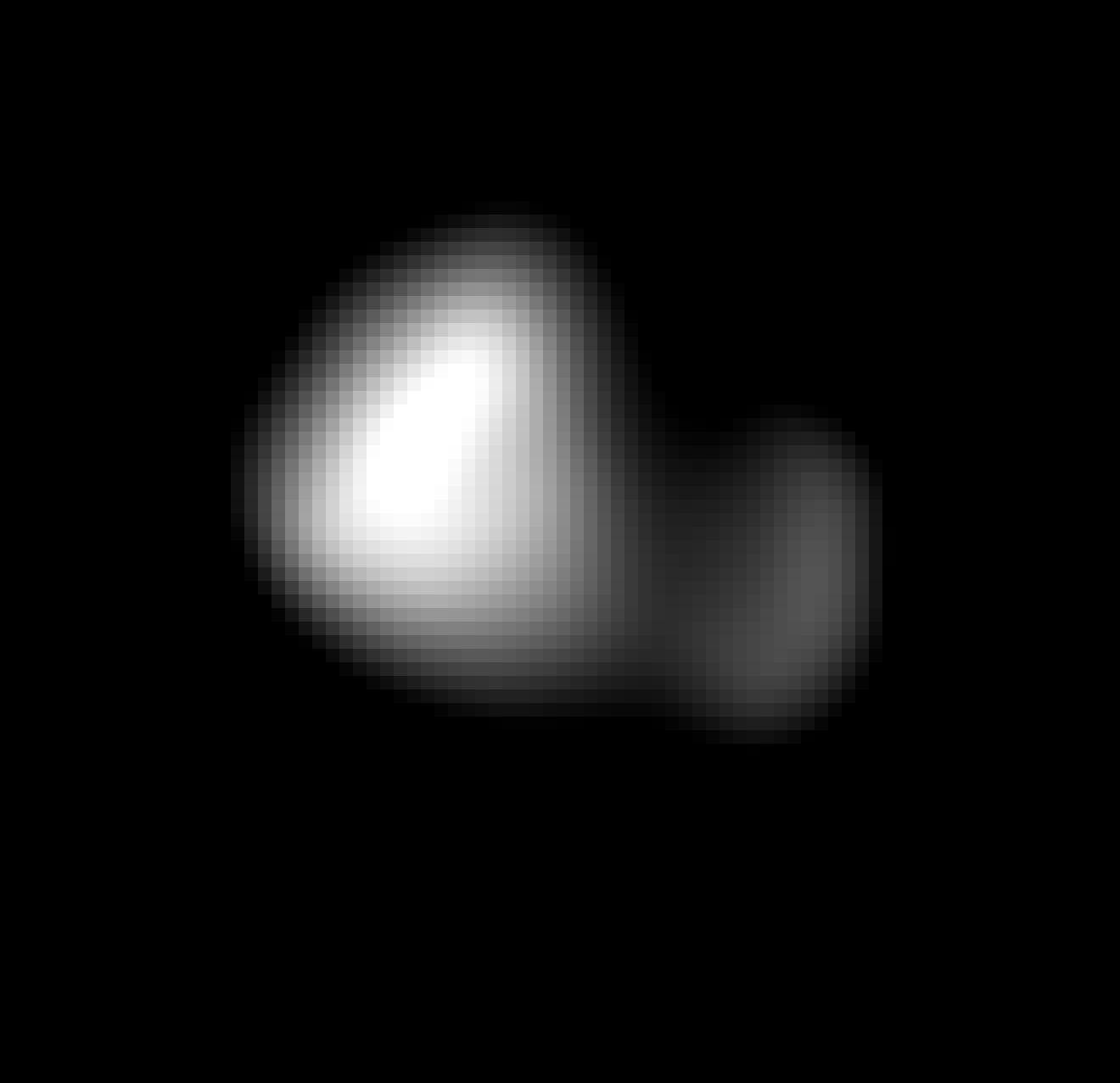 EINMALIGE VERWENDUNG Pluto/ Mond/ Kerberos