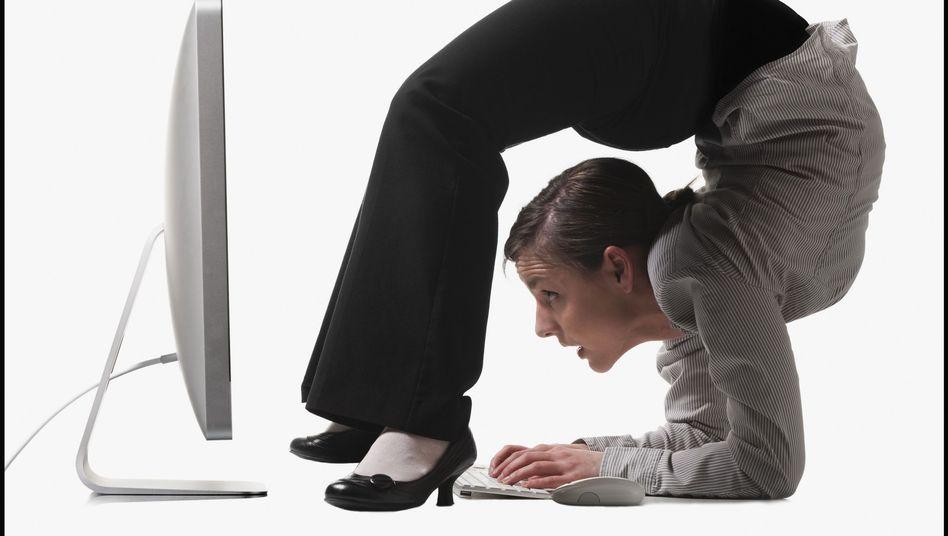 Jederzeit flexibel: Wie biegsam müssen Angestellte sein - und ihre Arbeitgeber?