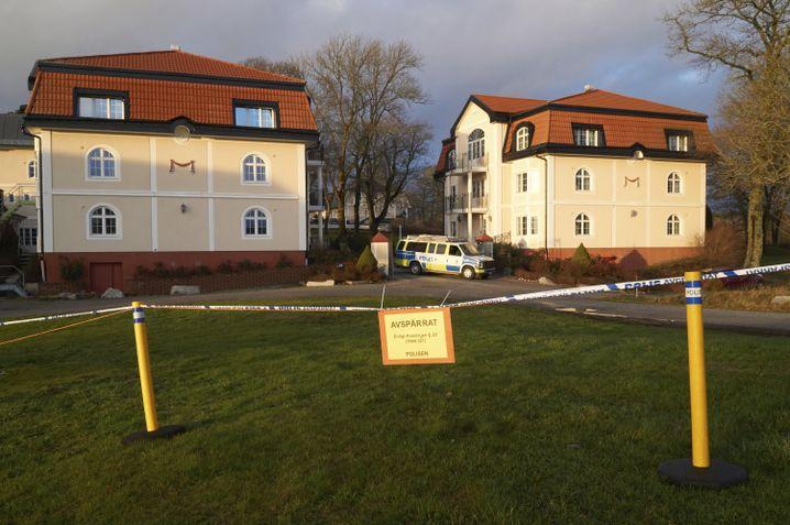 Verhandlungsort Schloss Johannesberg