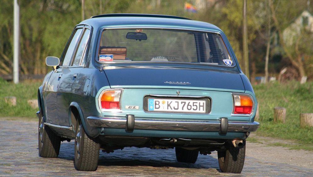Peugeot 504: König der Löwen