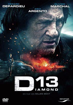 DVD Cover - Diamond 13