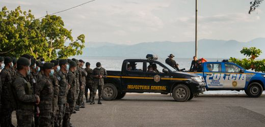 Guatemala: Ausnahmezustand nach Protest gegen Schweizer Bergbauunternehmen
