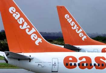 """easyJet-Flugzeuge: """"Sicherheit hat allerhöchste Priorität"""""""
