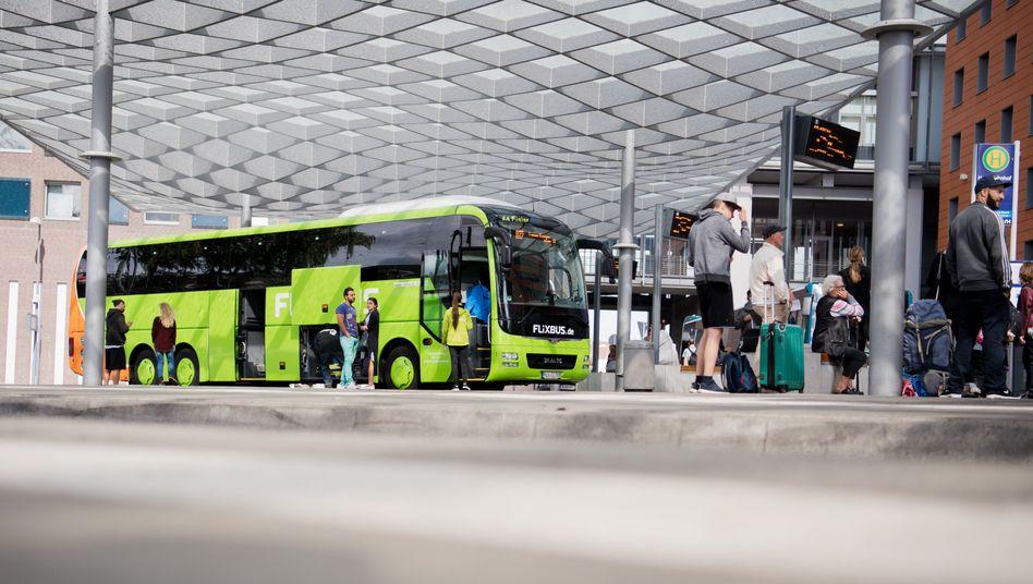 FlixBus-Fernbus