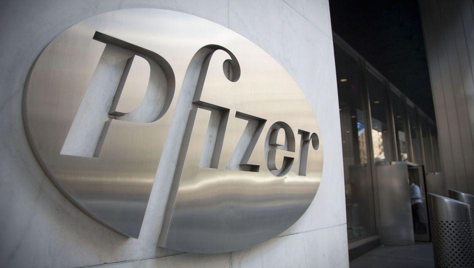 Pfizer-Firmenzentrale (Archiv)