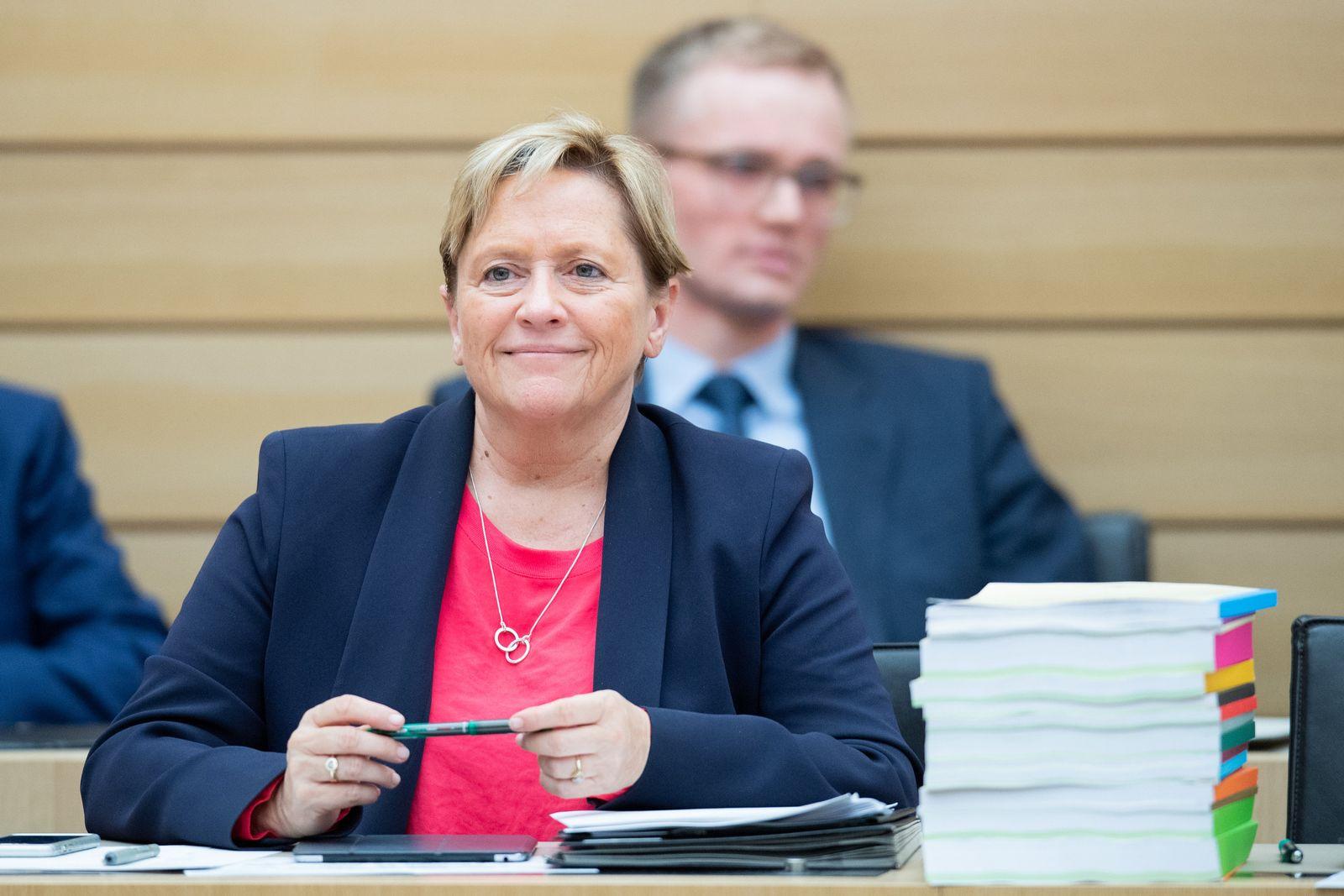 Susanne Eisenmann CDU BaWü