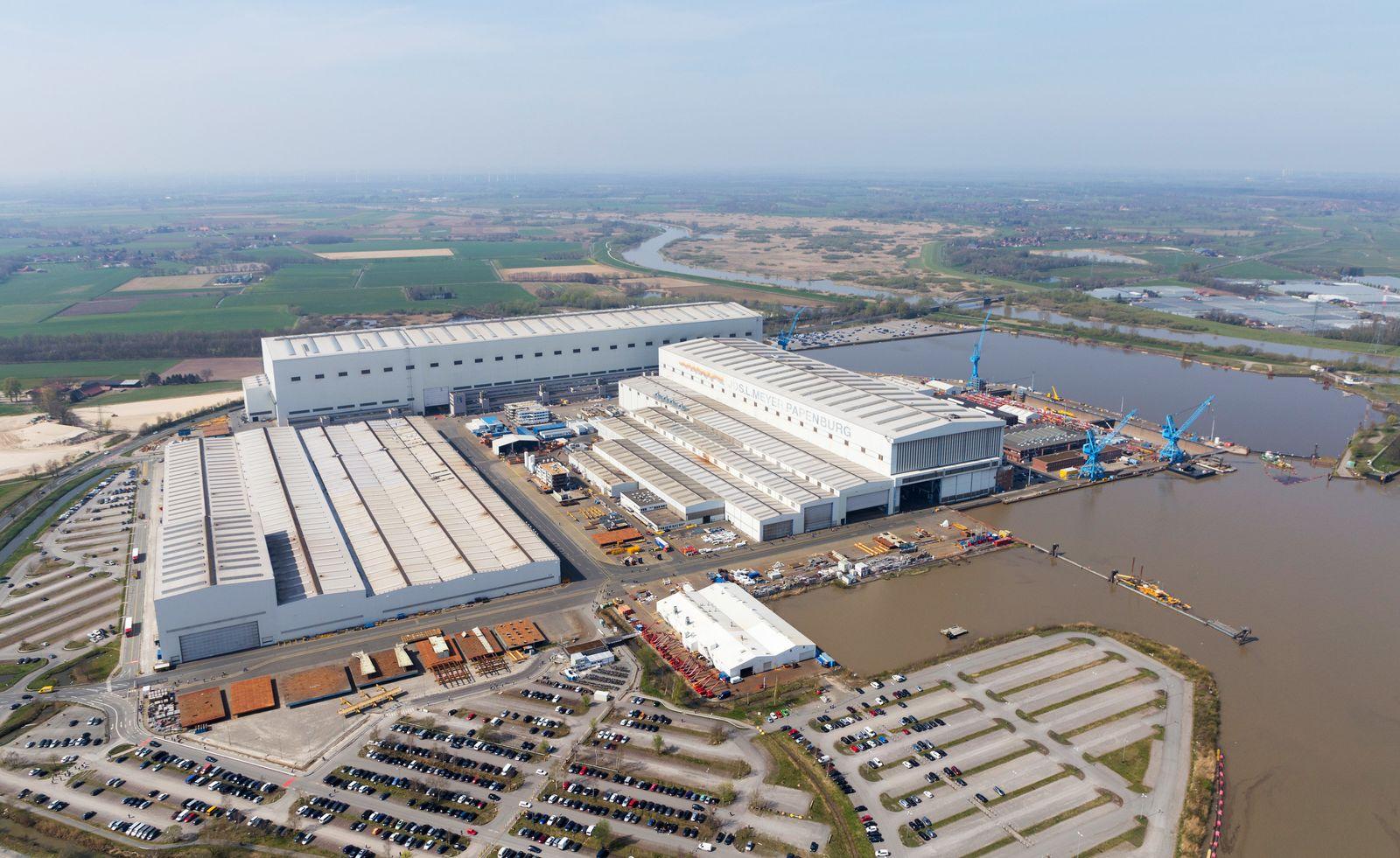 Meyer-Werft vor Kurzarbeit und Jobverlusten