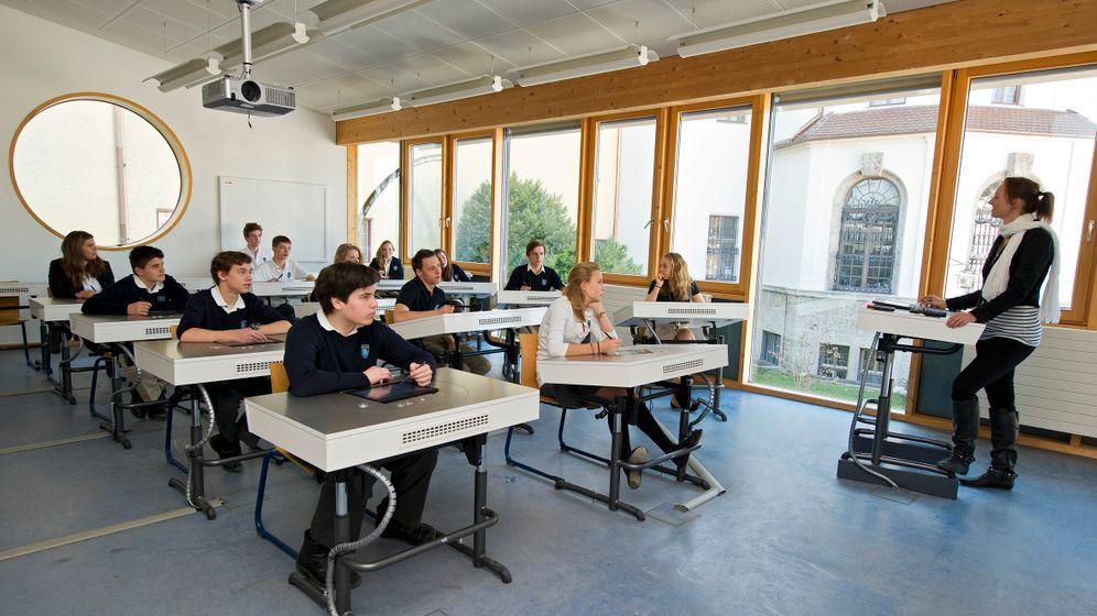 Digitale Schule: Edel-Internat elektrifiziert seine Schüler