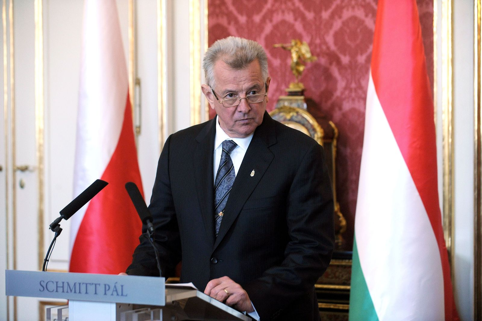 Ungarn/ Pal Schmitt