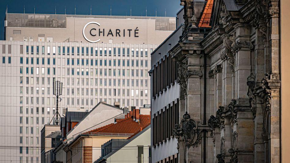 Universitätsklinikum Charité in Berlin