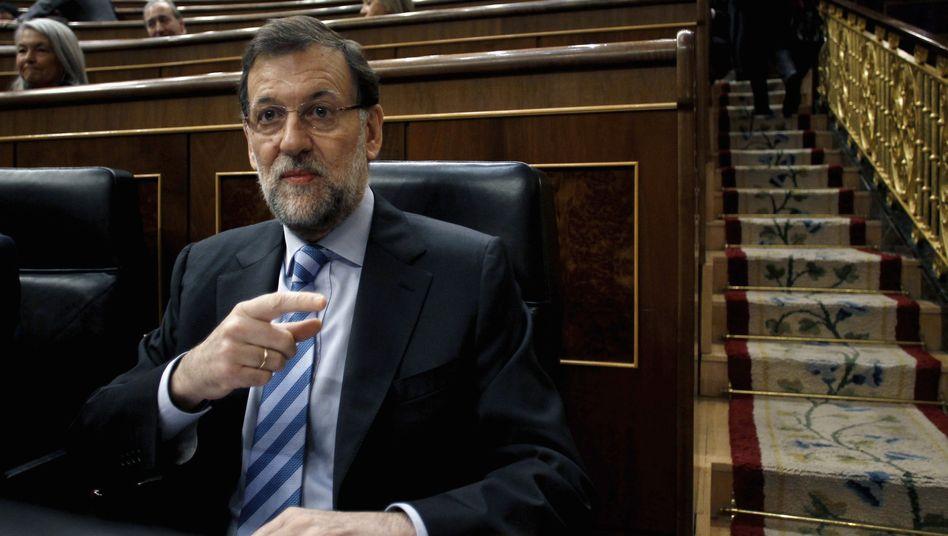 Premierminister Rajoy: Schon wieder ein Skandal