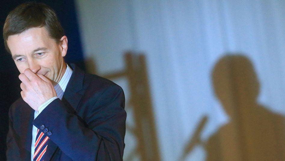AfD-Chef Lucke: Im Machtkampf mit den Co-Vorsitzenden