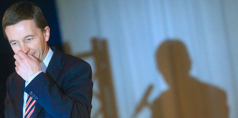 AfD-Bundesvorstand Lucke: Will sich als alleiniger Parteichef etablieren