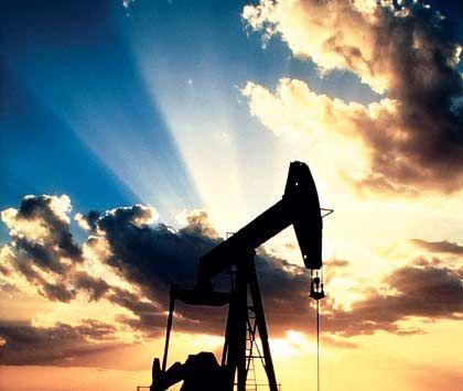 """Ölpumpe: """"Sehr fortgeschrittenes Stadium der Nutzung"""""""