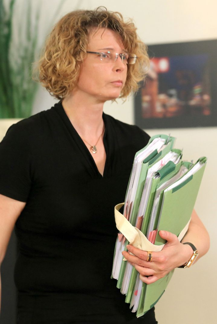 Anwältin Bärbel Schönhof