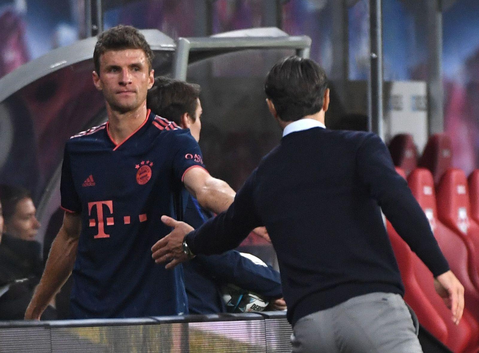 Identifikationsfigur in «Not»-Situation - Spekulation um Müller