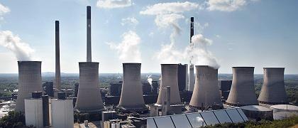 Kraftwerk in Gelsenkirchen: CO2-Zertifikate gibt es nicht mehr umsonst.