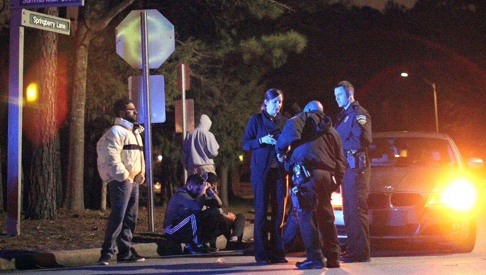 Tatort in Chapel Hill: Amerikas islamische Gemeinde steht unter Schock