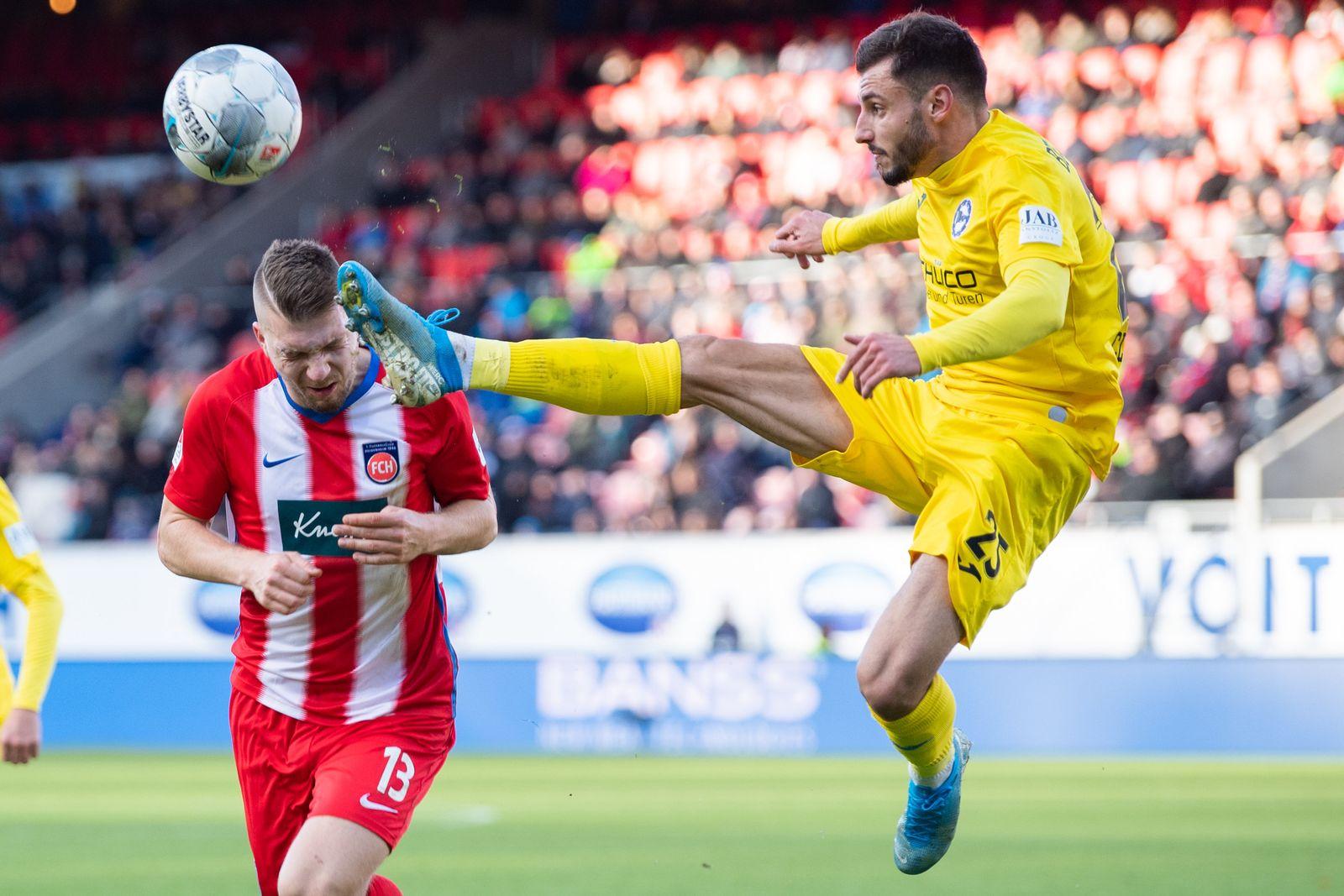 1. FC Heidenheim - Arminia Bielefeld
