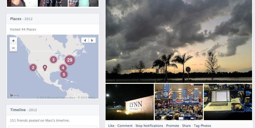 NUR ALS ZITAT Screenshot Facebook 5/ Marc Pitzke