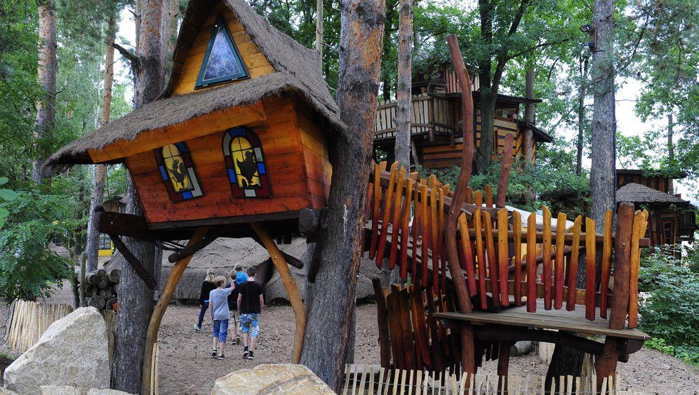 Wipfelstürmer: Urlaub im Baumhaus