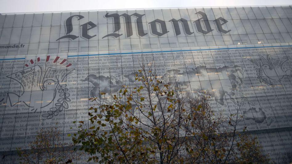 """""""Le Monde""""-Redaktionsgebäude in Paris: Schulden in Millionenhöhe"""