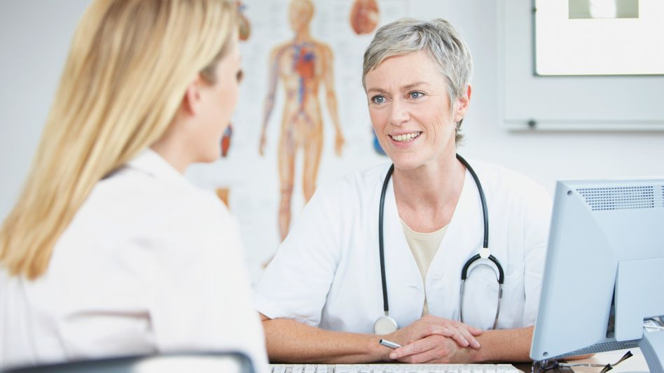 Patientengespräch: Unersetzliche persönliche Beratung