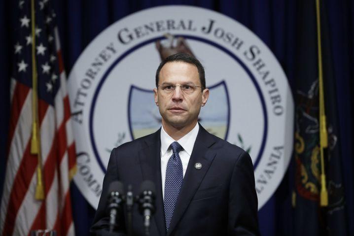 Pennsylvanias Justizminister Shapiro