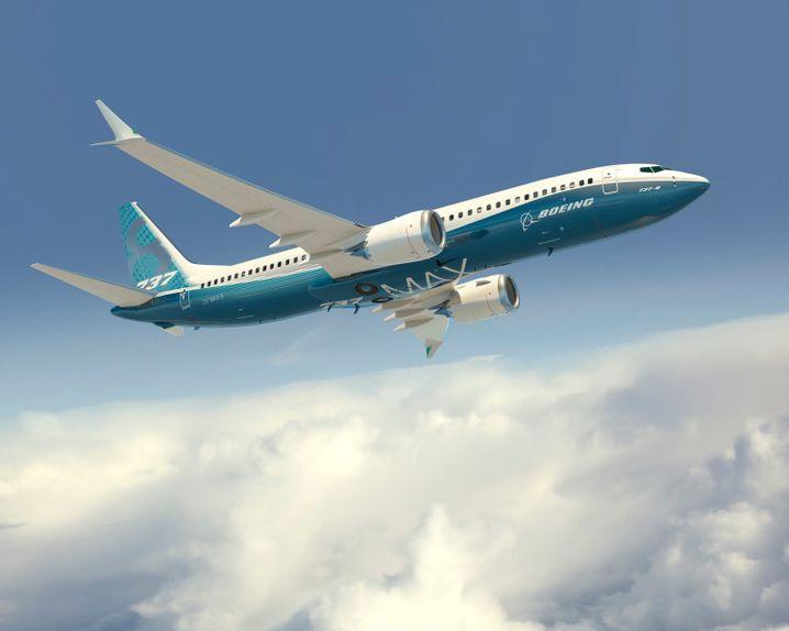 Die Boeing 737 Max 8